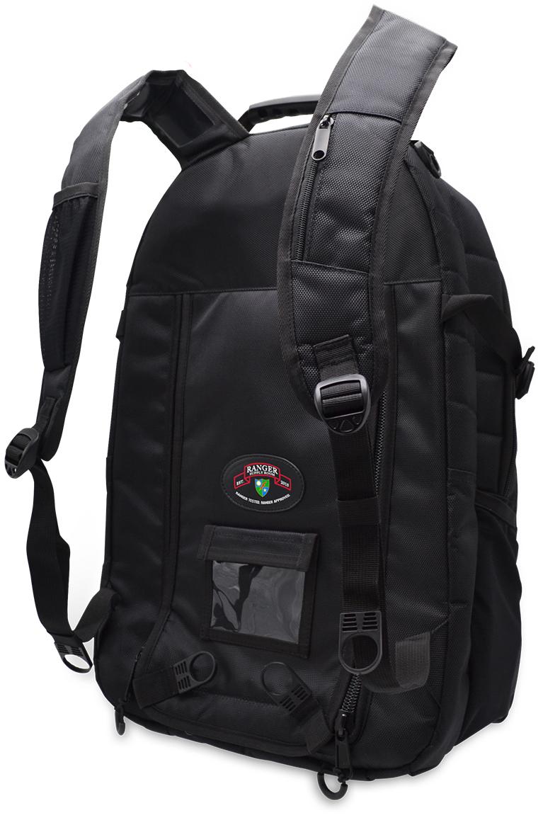 Ranger Supply Room | Battle Bag Back Image